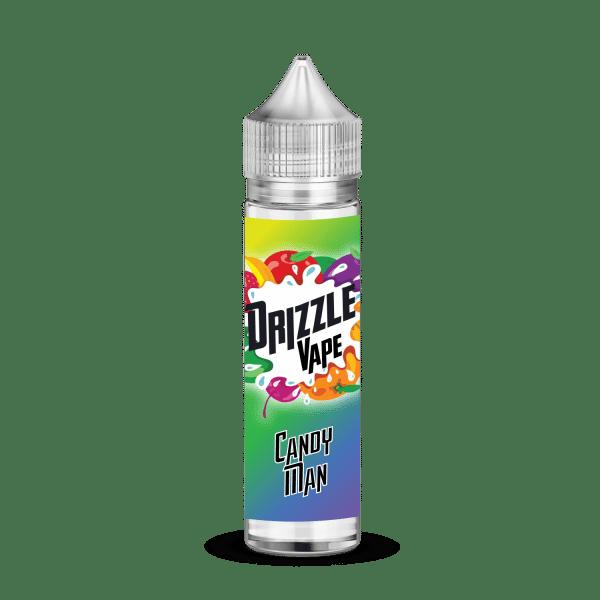 Candy Man Flavour 50ml Drizzle Vape E-Liquids