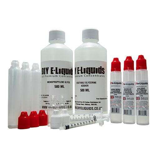 E Liquid Mixing Kit