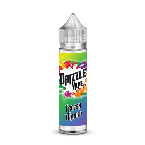 Frozen Mango Flavour 50ml Drizzle Vape E-Liquids