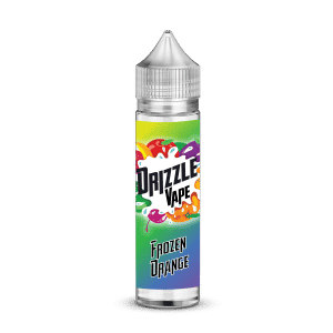 Frozen Orange Flavour 50ml Drizzle Vape E-Liquids