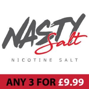 Nic Salts NASTY