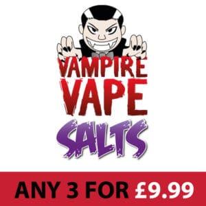 Nic Salts Vampire Vape
