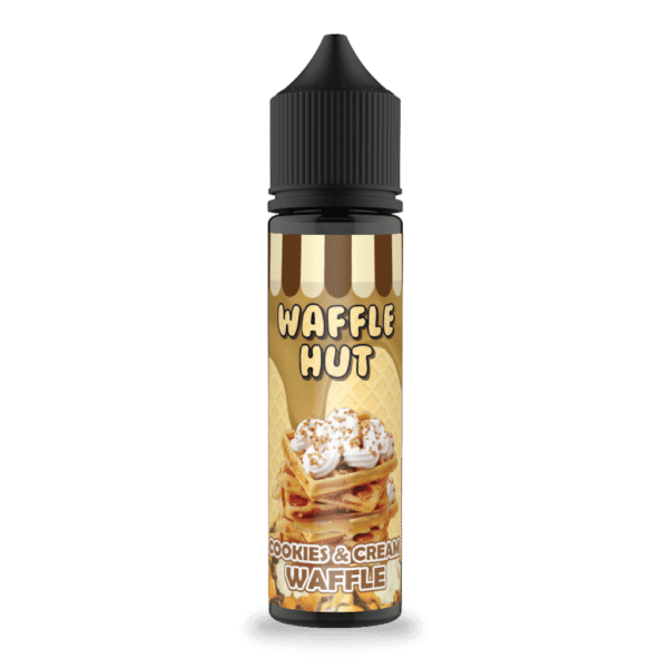 Waffle Hut Cookies & Cream E Liquid