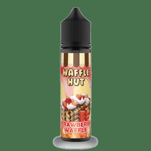 Waffle Hut Strawberry E Liquid