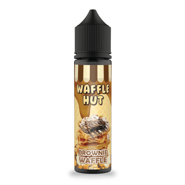 Waffle Hut Brownie E Liquid