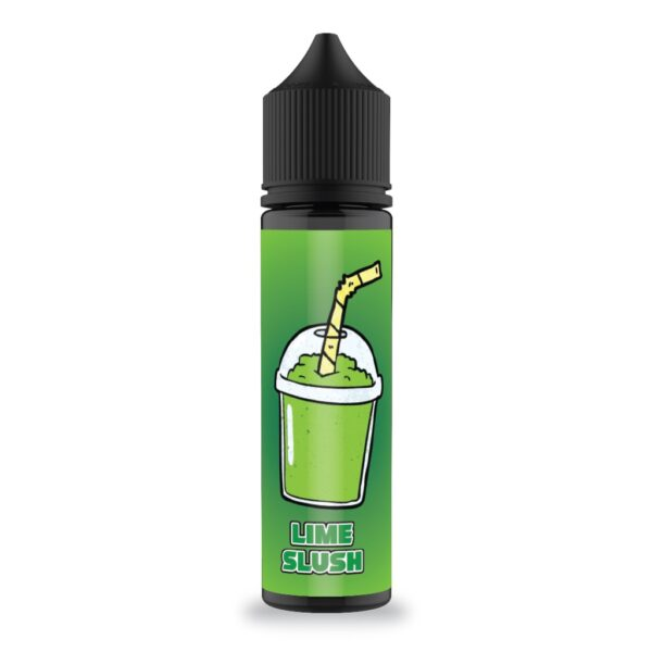 E Liquid Lime Slush